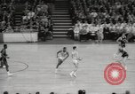 Image of basketball match Portland Oregon USA, 1965, second 60 stock footage video 65675063255