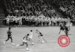 Image of basketball match Portland Oregon USA, 1965, second 61 stock footage video 65675063255