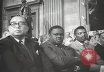 Image of Voting Rights Act of 1965 Washington DC USA, 1965, second 14 stock footage video 65675063257