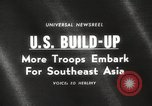 Image of United States troops California United States USA, 1965, second 1 stock footage video 65675063258