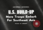 Image of United States troops California United States USA, 1965, second 4 stock footage video 65675063258