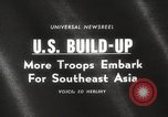 Image of United States troops California United States USA, 1965, second 5 stock footage video 65675063258