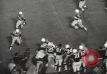 Image of football match Chicago Illinois USA, 1965, second 30 stock footage video 65675063259