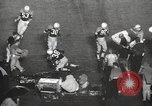 Image of football match Chicago Illinois USA, 1965, second 32 stock footage video 65675063259