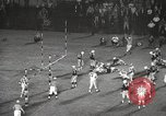 Image of football match Chicago Illinois USA, 1965, second 47 stock footage video 65675063259