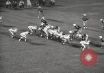 Image of football match Chicago Illinois USA, 1965, second 62 stock footage video 65675063259