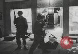 Image of unrest from riots Detroit Michigan USA, 1967, second 53 stock footage video 65675063262