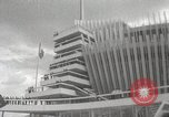 Image of Charles de Gaulle Montreal Quebec Canada, 1967, second 17 stock footage video 65675063264