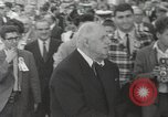 Image of Charles de Gaulle Montreal Quebec Canada, 1967, second 32 stock footage video 65675063264