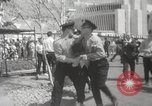 Image of Charles de Gaulle Montreal Quebec Canada, 1967, second 45 stock footage video 65675063264