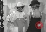Image of French models Paris France, 1967, second 21 stock footage video 65675063265