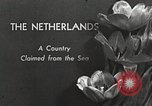 Image of Dutch people Netherlands, 1940, second 11 stock footage video 65675063268
