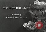 Image of Dutch people Netherlands, 1940, second 16 stock footage video 65675063268