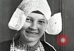 Image of Dutch people Netherlands, 1940, second 33 stock footage video 65675063273
