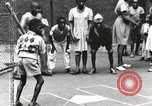 Image of African American children playing games New York United States USA, 1935, second 7 stock footage video 65675063275