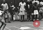 Image of African American children playing games New York United States USA, 1935, second 9 stock footage video 65675063275