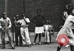 Image of African American children playing games New York United States USA, 1935, second 11 stock footage video 65675063275