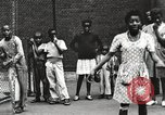 Image of African American children playing games New York United States USA, 1935, second 12 stock footage video 65675063275