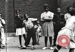 Image of African American children playing games New York United States USA, 1935, second 13 stock footage video 65675063275