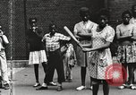 Image of African American children playing games New York United States USA, 1935, second 15 stock footage video 65675063275