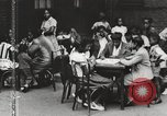 Image of African American children playing games New York United States USA, 1935, second 29 stock footage video 65675063275