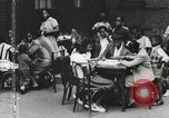 Image of African American children playing games New York United States USA, 1935, second 30 stock footage video 65675063275