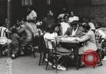 Image of African American children playing games New York United States USA, 1935, second 32 stock footage video 65675063275