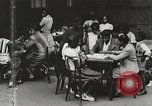 Image of African American children playing games New York United States USA, 1935, second 36 stock footage video 65675063275