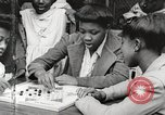 Image of African American children playing games New York United States USA, 1935, second 41 stock footage video 65675063275