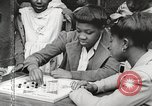 Image of African American children playing games New York United States USA, 1935, second 42 stock footage video 65675063275