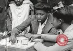 Image of African American children playing games New York United States USA, 1935, second 43 stock footage video 65675063275