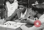 Image of African American children playing games New York United States USA, 1935, second 44 stock footage video 65675063275
