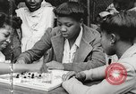 Image of African American children playing games New York United States USA, 1935, second 45 stock footage video 65675063275