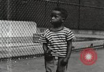 Image of African American children playing games New York United States USA, 1935, second 57 stock footage video 65675063275