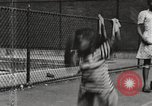 Image of African American children playing games New York United States USA, 1935, second 58 stock footage video 65675063275