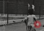 Image of African American children playing games New York United States USA, 1935, second 59 stock footage video 65675063275
