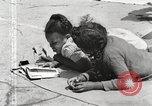 Image of Negro children New York United States USA, 1935, second 46 stock footage video 65675063276