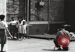 Image of Negro children New York United States USA, 1935, second 43 stock footage video 65675063278