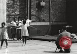 Image of Negro children New York United States USA, 1935, second 46 stock footage video 65675063278
