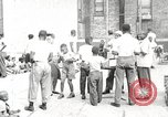 Image of African American children in Harlem New York City USA, 1935, second 1 stock footage video 65675063279