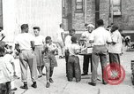 Image of African American children in Harlem New York City USA, 1935, second 2 stock footage video 65675063279