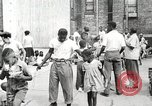 Image of African American children in Harlem New York City USA, 1935, second 6 stock footage video 65675063279