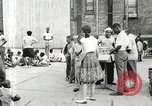 Image of African American children in Harlem New York City USA, 1935, second 9 stock footage video 65675063279