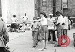 Image of African American children in Harlem New York City USA, 1935, second 10 stock footage video 65675063279