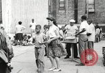Image of African American children in Harlem New York City USA, 1935, second 11 stock footage video 65675063279