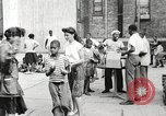 Image of African American children in Harlem New York City USA, 1935, second 12 stock footage video 65675063279