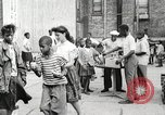 Image of African American children in Harlem New York City USA, 1935, second 13 stock footage video 65675063279