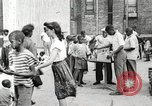 Image of African American children in Harlem New York City USA, 1935, second 14 stock footage video 65675063279