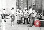 Image of African American children in Harlem New York City USA, 1935, second 20 stock footage video 65675063279
