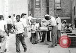 Image of African American children in Harlem New York City USA, 1935, second 29 stock footage video 65675063279